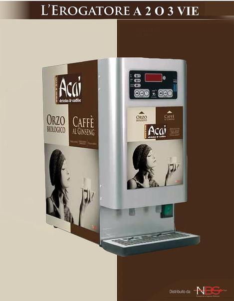 Erogatori Caffè Biologico