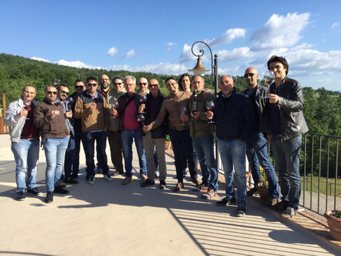 Visita a Montalcino