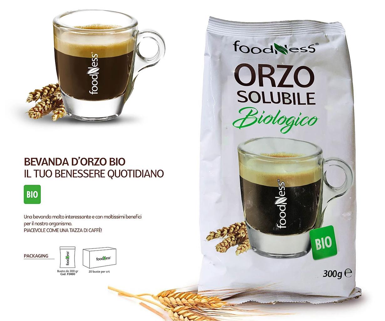Foodness orzo bio