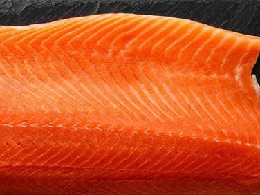 Salmone Affumicato Scozia pretagliato