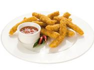 Chicken frites