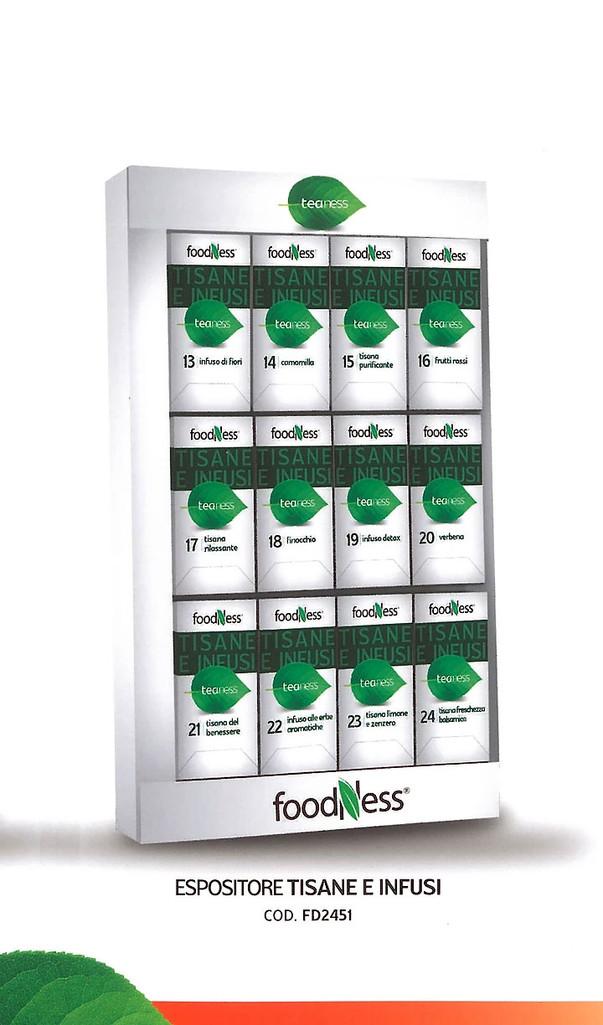 Foodness Expo Tisane/Infusi