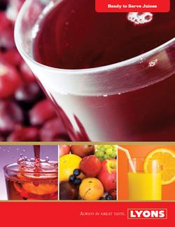 Ready-to-Serve Bulk Juices