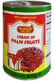 Cream of palm fruits LINDA Ruker