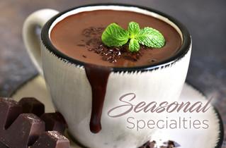 Hot Cocoa - Seasonal Specialties