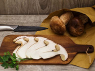 Funghi Porcini a fette