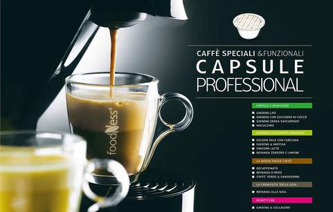 Caffè in capsula Foodness
