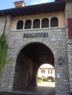 Visita alla cantine Berlucchi