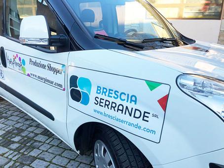 Brescia Serrande è impegnata nel sociale