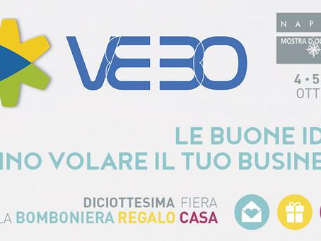 Anche quest'anno siamo presenti al VEBO 2019
