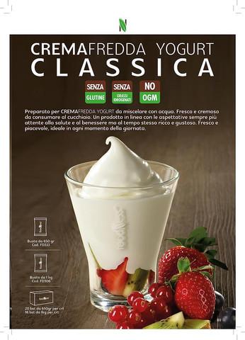 Foodness crema yogurt delicato