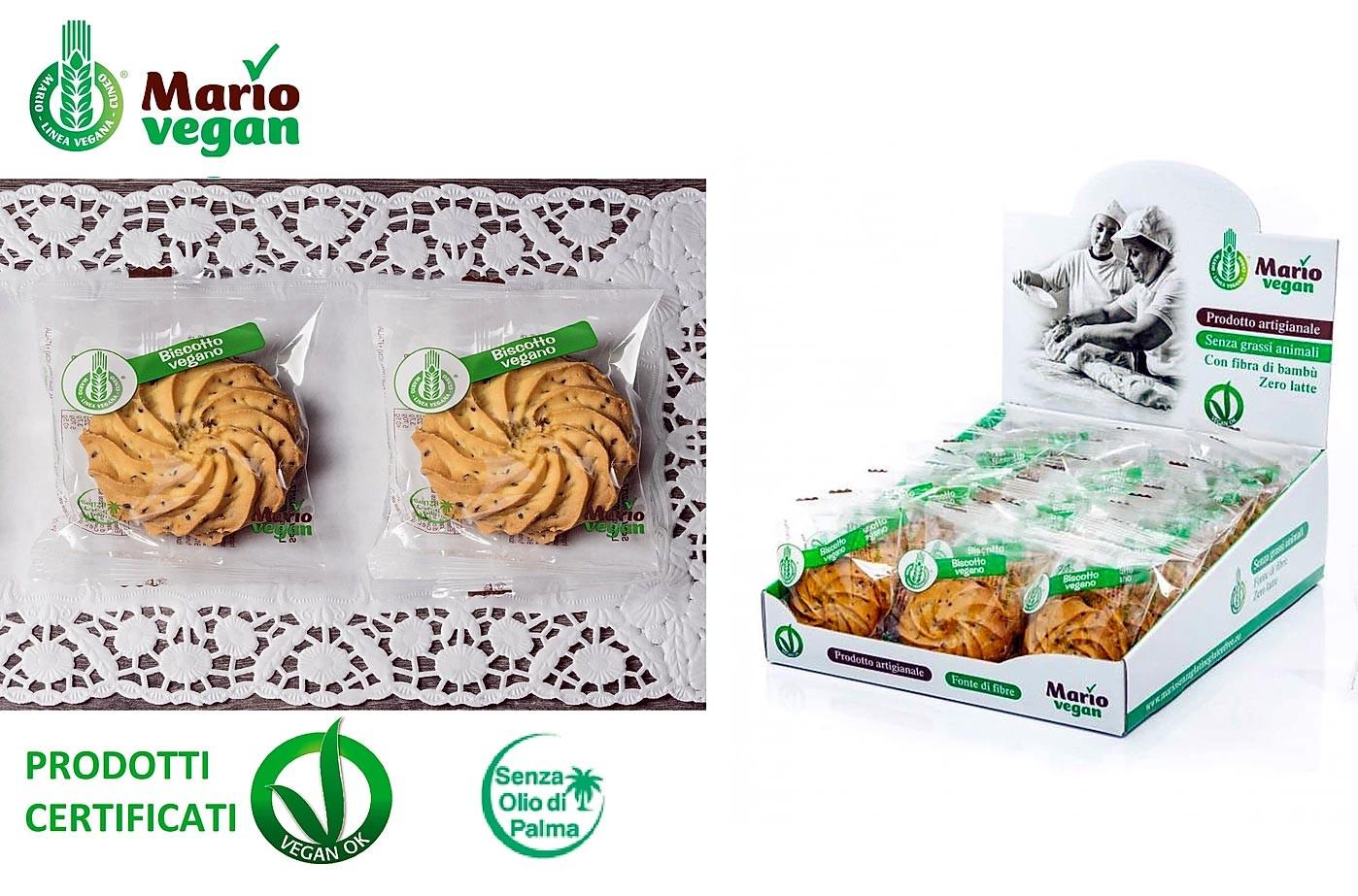 Da Mario biscotto vegano