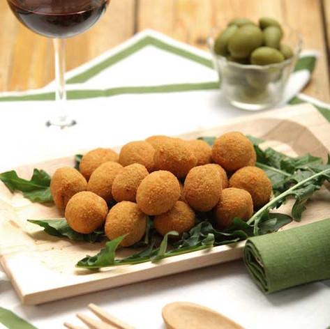 Olive ripiene all'Ascolana