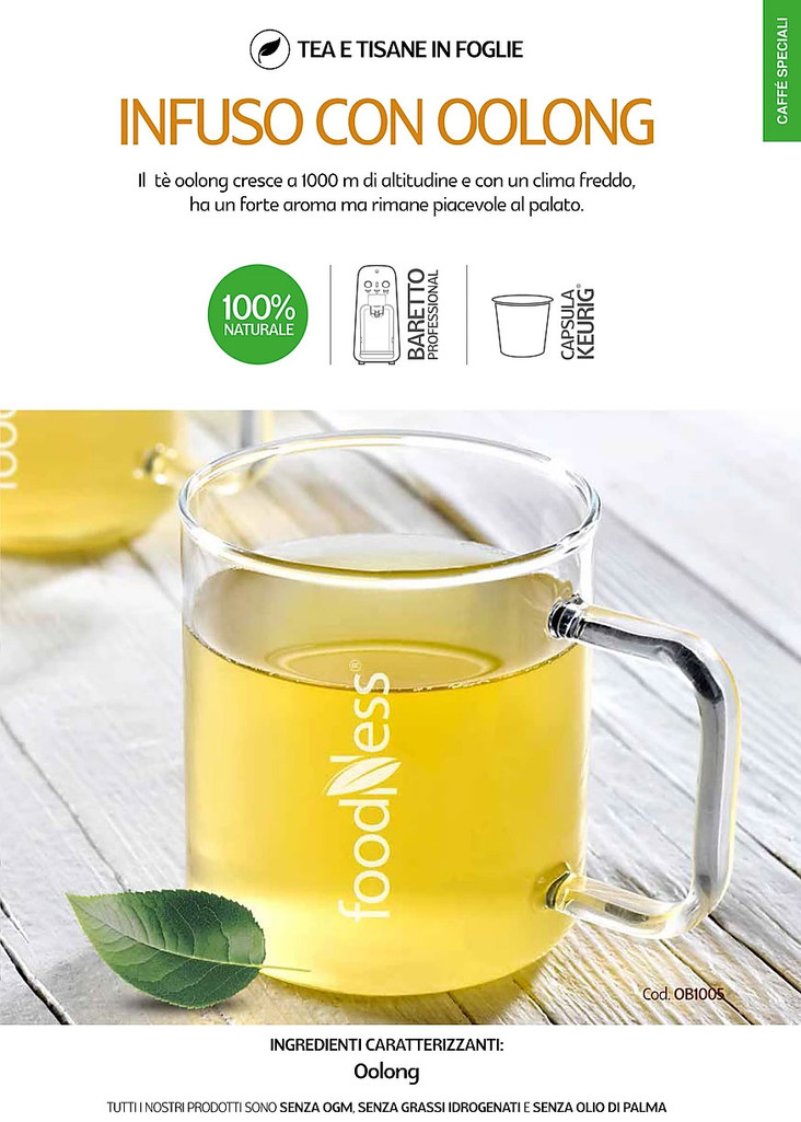 Infuso con Oolong