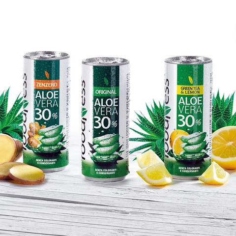 Foodness Aloe vera
