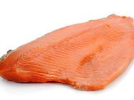 Salmone Selvaggio Alaska affumicato