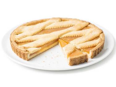 Crostata di albicocca
