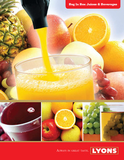 Bag-In-Box Juices & Beverages