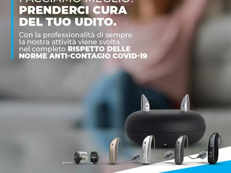Scopri la nuova gamma di apparecchi acustici ricaricabili e regolabili a distanza
