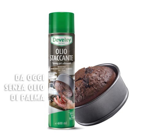 Olio spray staccante