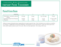 Pureed Green Beans