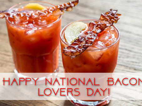 National Bacon Lovers Day