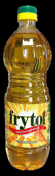 bottiglia Frytol palm oil