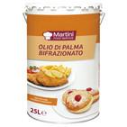 Olio Palma Bifrazionato latta 25 lt