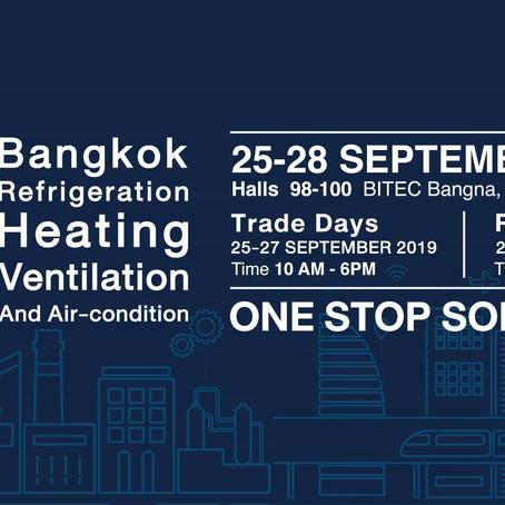 Bangkok RHVAC 2019