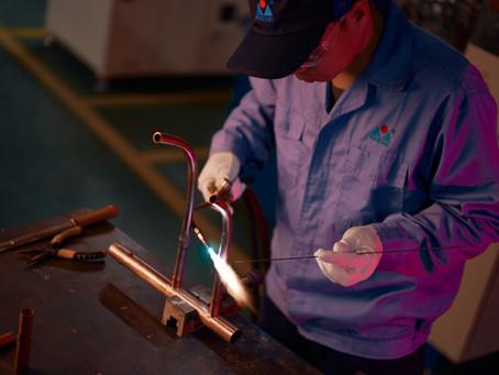Role of Phosphorus in Copper-Phos Brazing Alloys