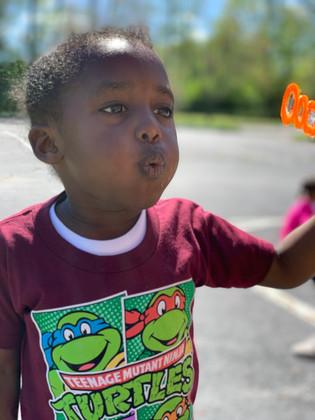 Blowing Bubbles 02