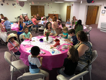 Mother's Day Tea 04