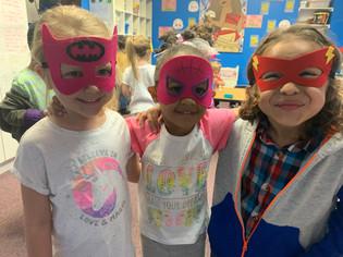 Super Hero Friends