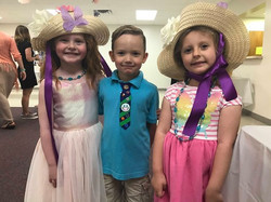 Mother's Day Dress-up
