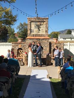 Racine & Justin's Wedding