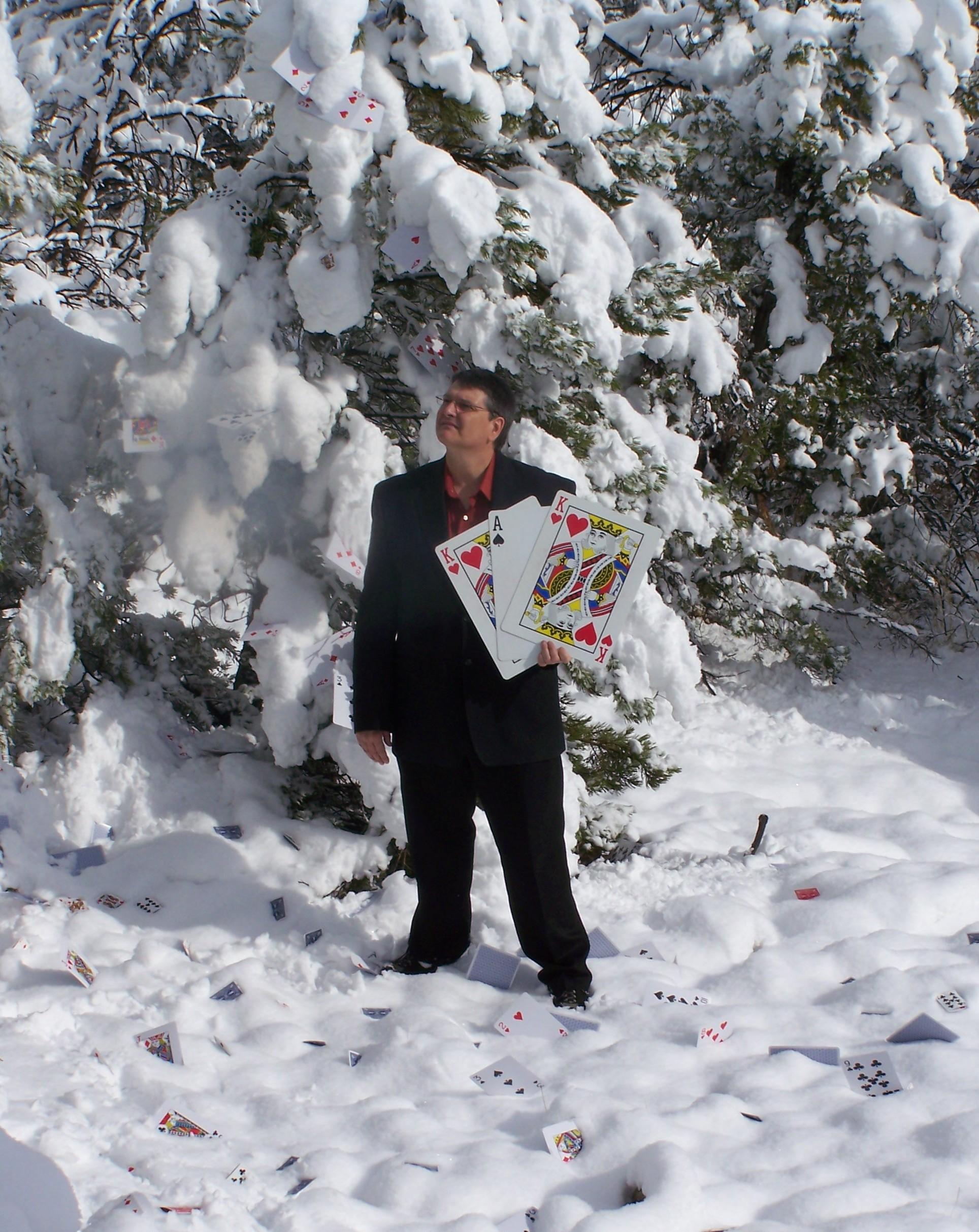 Snow cards promo pic.