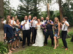 Cassidy & Chris's Wedding Party