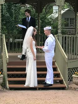 Cassie & Christian Wedding
