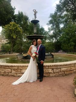 Luci & Aaron Wedding