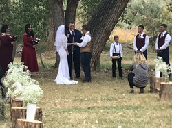 Niki & Chance Wedding