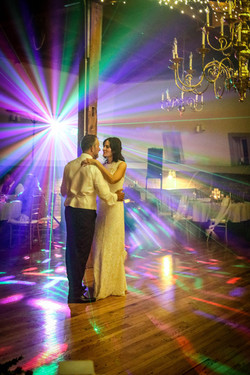 Aaron & Luci First Dance.