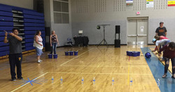 Setup at FHS