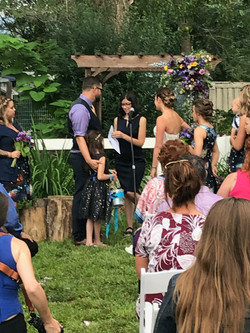 Chris & Cassidy Wedding