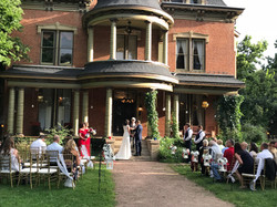 Luci and Aaron's Wedding