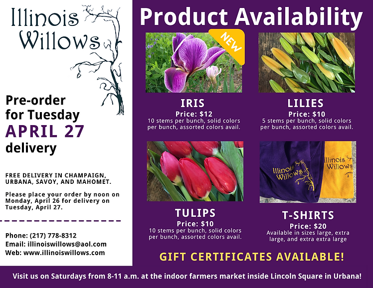 April 27 Delivery Illinois Willows.png