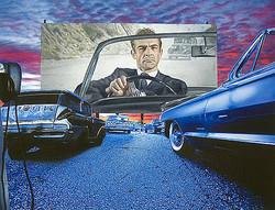 Drive in Bond-Dr no