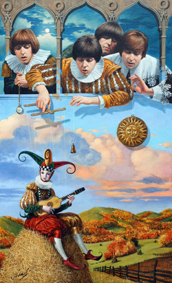 Fool-on-a-hill-18x30-LE-Giclee-Edition-of-100