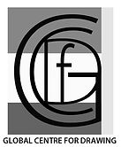Global centre for drawing logo