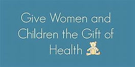 give women and children the gift of heal