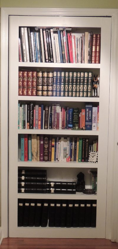Murphy's Door Bookcase